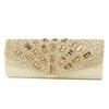 Classic Shoulder Bags Acrylic Jewel Acrylic Single Strap
