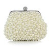 Imitation Pearl Shoulder Bags Imitation Pearl Lady Chain