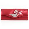 Elegant Clutches Crystal/Rhinestone Detachable Strap PU