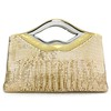 Chain Bridal Purse Sequin Fashional Metal