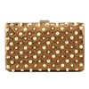 Rivet Clutches Single Strap PU Fashional