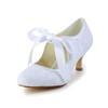 Lace Pumps/Heels Pumps/Heels Average Dress Spool Heel Girls'