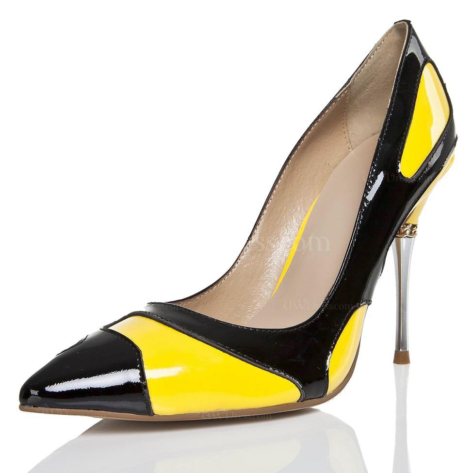 Patent heel pics 69