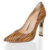 Pumps/Heels Pumps/Heels Women's Average PVC Graduation Abnormal/Fantasy Heels