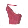 Flock Wedding Shoes Wedding Open Toe Women's Average Abnormal/Fantasy Heels