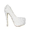 Party & Evening Platforms Pumps/Heels Girls' Flower Cloth Average