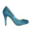 Stiletto Heel Pumps/Heels Closed Toe Rhinestone Outdoor Average Girls'