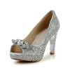 Crystal Pumps/Heels Girls' Abnormal/Fantasy Heels Pumps/Heels Daily Sheepskin