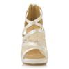 Party & Evening Platforms Stiletto Heel Pumps/Heels Girls' Lace Lace