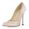 Opalescent Lacquers Pumps/Heels Stiletto Heel Split Joint Girls' Dress Narrow