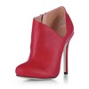 Stiletto Heel Wedding Shoes Women's Pumps/Heels Average Dress Booties/Ankle Boots