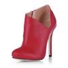 Stiletto Heel Wedding Shoes Women's Pumps/Heels Average Dress Booties/Ankle Boots