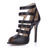 Zipper Boots Round Toe Booties/Ankle Boots Stiletto Heel Girls' Graduation