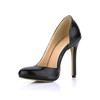Party & Evening Pumps/Heels Average Women's Round Toe Stiletto Heel PU
