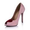 Women's Pumps/Heels Party & Evening Stiletto Heel Stretch Velvet Average Round Toe