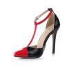 Girls' Sandals Buckle Pumps/Heels Cone Heel Opalescent Lacquers Narrow