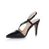 Office & Career Pumps/Heels Girls' Kitten Heel Closed Toe Narrow PU