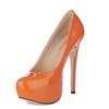 Graduation Pumps/Heels Pumps/Heels Stiletto Heel Women's Opalescent Lacquers Wide
