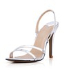 Women's Sandals Average PU Stiletto Heel Sandals Dress