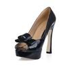Pumps/Heels Wedding Shoes Flower Opalescent Lacquers Outdoor Stiletto Heel Women's