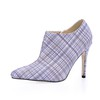 Cloth Pumps/Heels Stiletto Heel Booties/Ankle Boots Fashion Boots Party & Evening Women's
