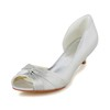 Pumps/Heels Pumps/Heels Women's Party & Evening Low Heel Satin