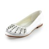 Average Loafers Flat Heel Party & Evening Imitation Pearl Girls' Loafers