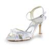 Sandals Sandals Casual Buckle Girls' Average Satin