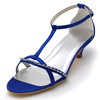 Pumps/Heels Sandals Chain Dress Silk Like Satin Low Heel Girls'