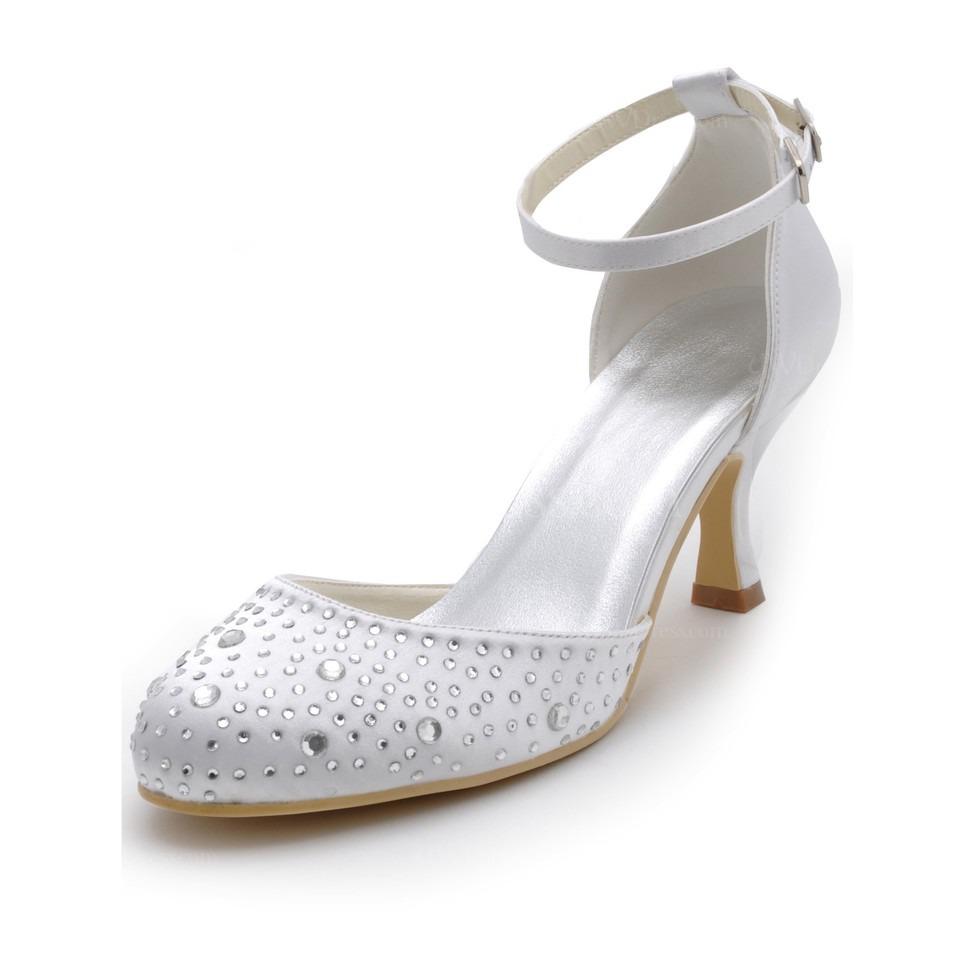 cream women 39 s wedding shoes office career sandals low. Black Bedroom Furniture Sets. Home Design Ideas