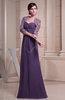 Casual Sheath Sweetheart Backless Chiffon Ruching Evening Dresses