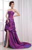 Disney Princess A-line Sweetheart Sleeveless Backless Pick up Prom Dresses
