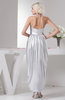 Simple Party Dress Inexpensive Ankle Length Plus Size Winter Elegant Formal