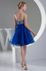 Country Bridesmaid Dress Short Semi Formal Sash Winter Amazing Plus Size