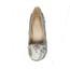 Dress Pumps/Heels Closed Toe Imitation Pearl Average Girls' Stiletto Heel