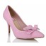 Dress Wedding Shoes Pointed Toe Abnormal/Fantasy Heels Patent Leather Women's Average