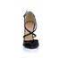 Party & Evening Sandals Opalescent Lacquers Narrow Women's Pumps/Heels Buckle
