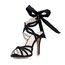 Silk Like Satin Wedding Shoes Average Girls' Stiletto Heel Dance Round Toe
