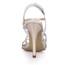 Open Toe Dance Shoes Buckle Girls' Stiletto Heel Outdoor Average