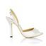 Stiletto Heel Sandals Girls' Buckle Wedding Silk Like Satin Pumps/Heels