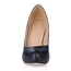 Stiletto Heel Wedding Shoes Round Toe Narrow Girls' Graduation PU