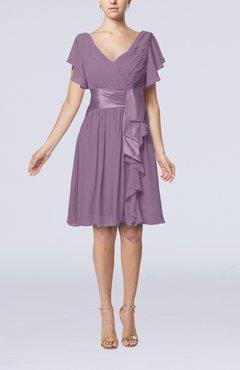 Mauve Color Bridesmaid Dresses Uwdresscom