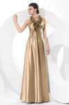 Simple Halter Sleeveless Taffeta Ruching Bridesmaid Dresses