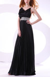 Modest A-line Spaghetti Sleeveless Zip up Elastic Woven Satin Homecoming Dresses
