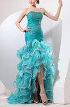Sexy Trumpet Sweetheart Sleeveless Beaded Prom Dresses