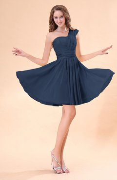 Navy Blue Color Little Black Dresses Uwdress Com