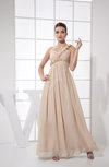 Fairytale Asymmetric Neckline Sleeveless Zipper Flower Graduation Dresses