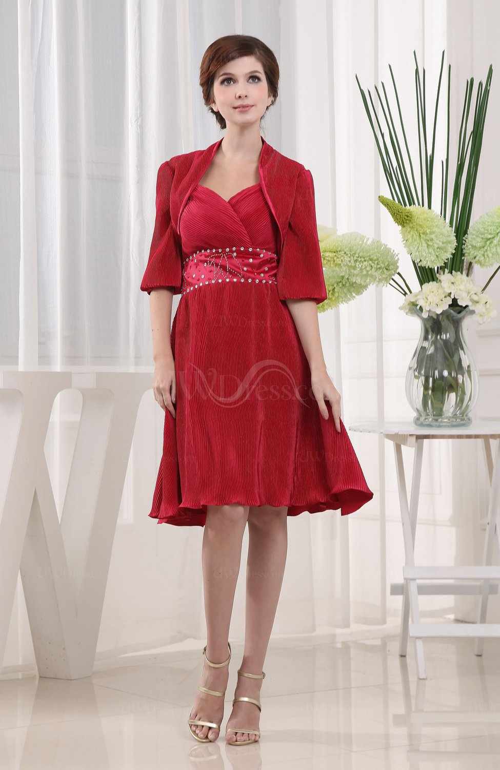 Knee length dresses for wedding guests bales discount