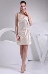 Gorgeous Column Sleeveless Backless Short Cocktail Dresses