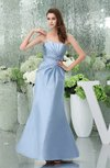Gorgeous Mermaid Strapless Backless Ankle Length Sequin Evening Dresses